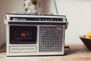 retro vintage radio kaseta music muzyka playlist