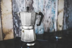 kawa espresso kawiarka retro vintge