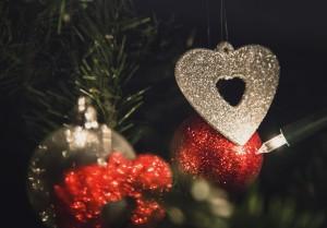 serce świąt